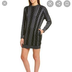 NEW Anthony Thomas Melillo Knit Sweater Dress